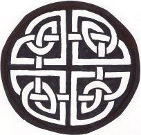 Irish Celtic Knot symbol