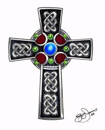 Celtic Cross Images