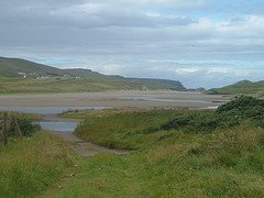 Learn Irish Gaelic in  Glencolmcille