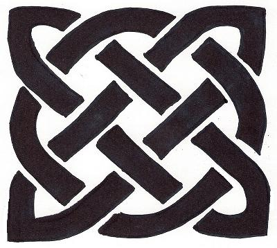 Free Celtic Knot Patterns Gallery   Image 1