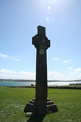 Celtic Cross St Martin's Iona