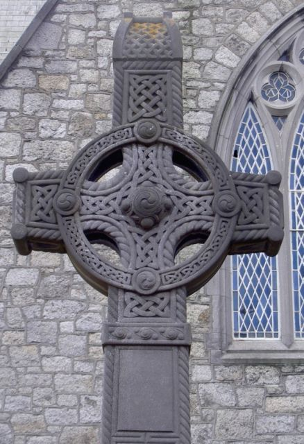 Celtic Knot art Celtic  Cross