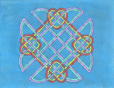 Gallery Celtic Knot Drawings 8