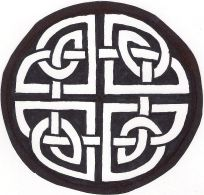 Irish Celtic Knot symbol