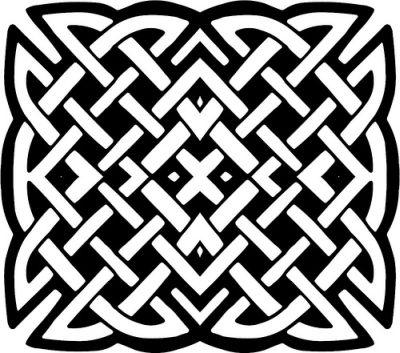 Celtic Cross picture St Martin's, Iona, Scotland