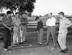Golf History Trivia