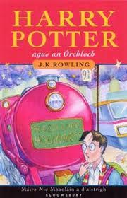 Irish Translation -Harry  Potter