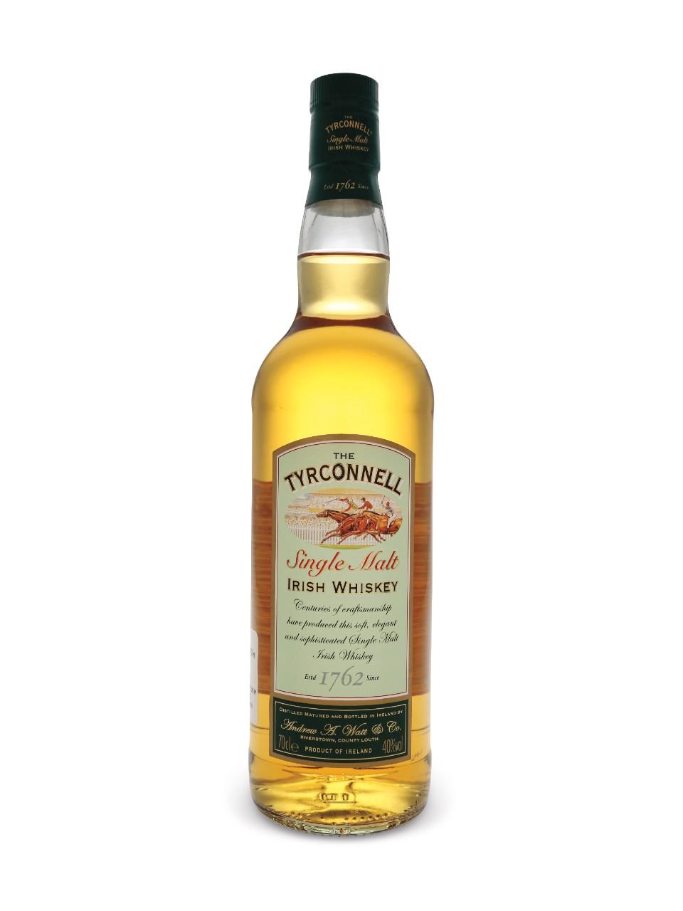 Tyrconnell best Irish whiskeys