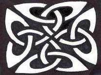 Free Celtic Knot Gallery Pattern