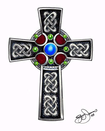Celtic Cross Image