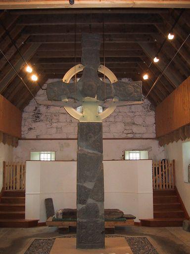 St John's Celtic Cross, Iona, Scotland