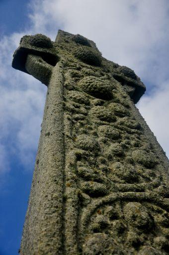 High Cross Iona Scotland