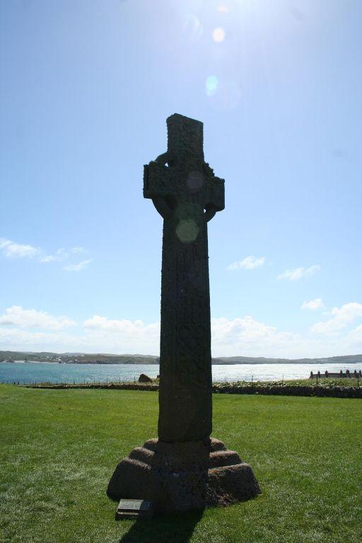 Celtic Cross St Martin's Iona