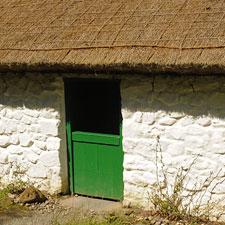 Irish Love poem - painting