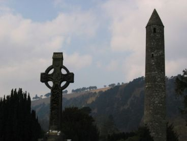 Round Tower Glendalough