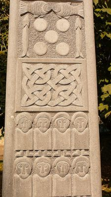 Celtic Knot Art Image